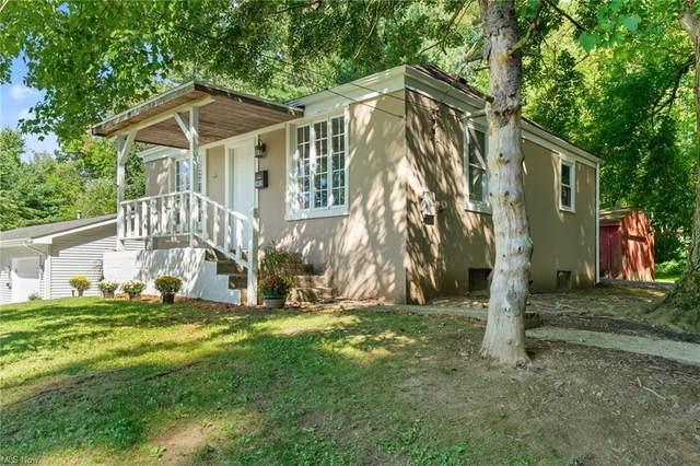 805 Woodland Avenue, Hubbard, OH 44425 (MLS #4314815) :: Keller Williams Chervenic Realty