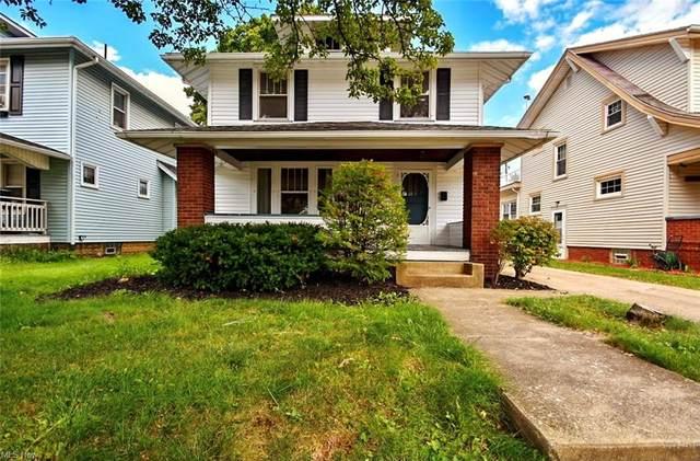 816 Rotch Avenue NE, Massillon, OH 44646 (MLS #4314864) :: The Holden Agency