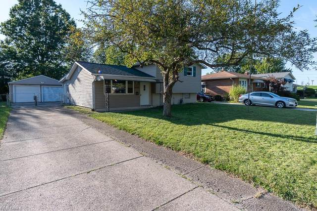 6016 Gilmere Drive, Brook Park, OH 44142 (MLS #4314869) :: The Holden Agency