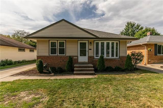 16745 Bardbury Avenue, Cleveland, OH 44130 (MLS #4314889) :: TG Real Estate