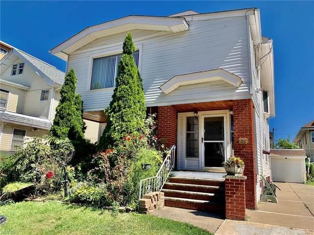 1499 Victoria Avenue, Lakewood, OH 44107 (MLS #4315002) :: Tammy Grogan and Associates at Keller Williams Chervenic Realty