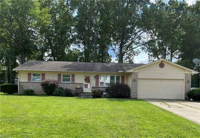 8028 Brookwood Street NE, Warren, OH 44484 (MLS #4315025) :: Select Properties Realty