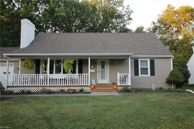 174 Canterbury Road, Elyria, OH 44035 (MLS #4315114) :: Keller Williams Chervenic Realty