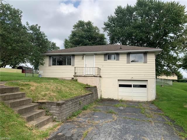 108 Frostview Drive, Wintersville, OH 43953 (MLS #4315162) :: The Holden Agency
