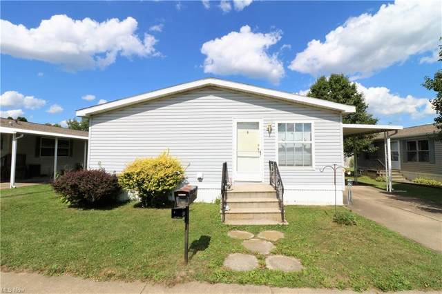40 Lodgewood Dr, Ashland, OH 44805 (MLS #4315186) :: RE/MAX Edge Realty