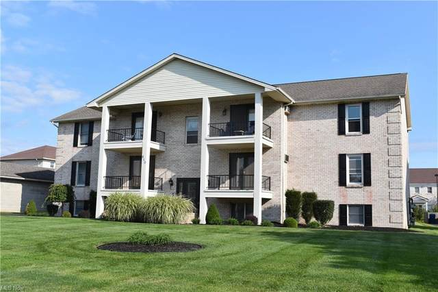 810 Pearson Circle #4, Youngstown, OH 44512 (MLS #4315194) :: RE/MAX Edge Realty
