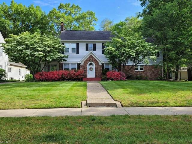 1498 Jefferson Avenue, Akron, OH 44313 (MLS #4315195) :: The Holden Agency