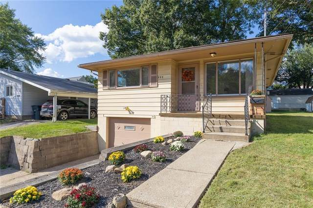 995 Hancock Avenue, Akron, OH 44314 (MLS #4315225) :: RE/MAX Trends Realty