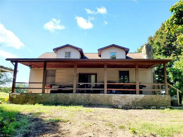 3842 College Hill Road, Cambridge, OH 43725 (MLS #4315239) :: Jackson Realty