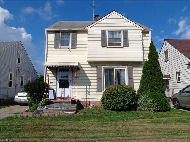 6122 W 54th Street, Parma, OH 44129 (MLS #4315373) :: Simply Better Realty