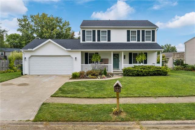 4967 Trafalgar Street SW, Canton, OH 44706 (MLS #4315378) :: The Art of Real Estate