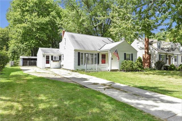 3720 Walter Road, North Olmsted, OH 44070 (MLS #4315389) :: The Holly Ritchie Team