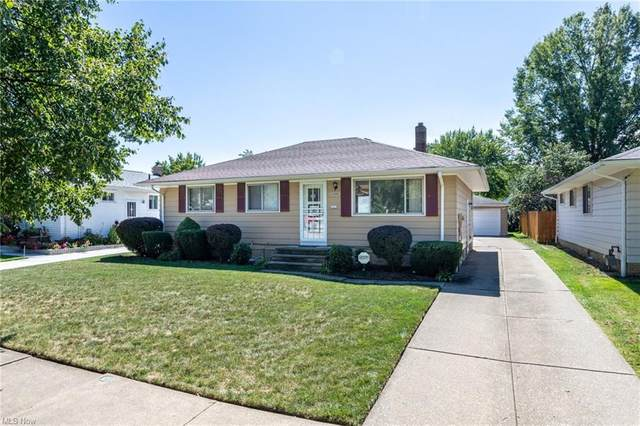 24400 Russell Avenue, Euclid, OH 44123 (MLS #4315418) :: The Holden Agency