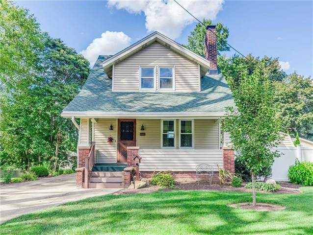 2601 Robindale Avenue, Akron, OH 44312 (MLS #4315455) :: Jackson Realty
