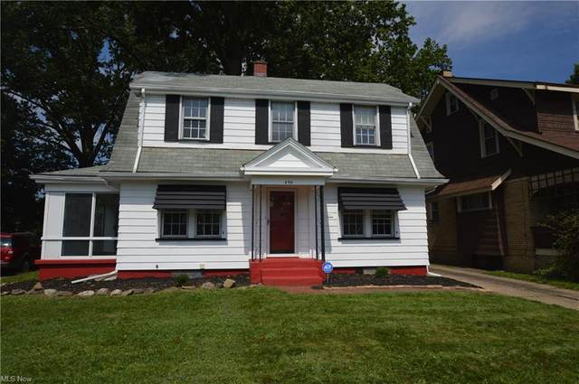 456 Norwood Avenue, Youngstown, OH 44504 (MLS #4315477) :: The Holden Agency
