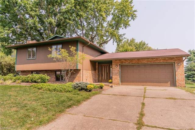 5460 Echodell Avenue NW, North Canton, OH 44720 (MLS #4315600) :: The Holden Agency