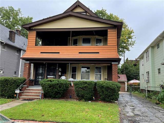 1245 E 137th Street, East Cleveland, OH 44112 (MLS #4315895) :: Tammy Grogan and Associates at Keller Williams Chervenic Realty