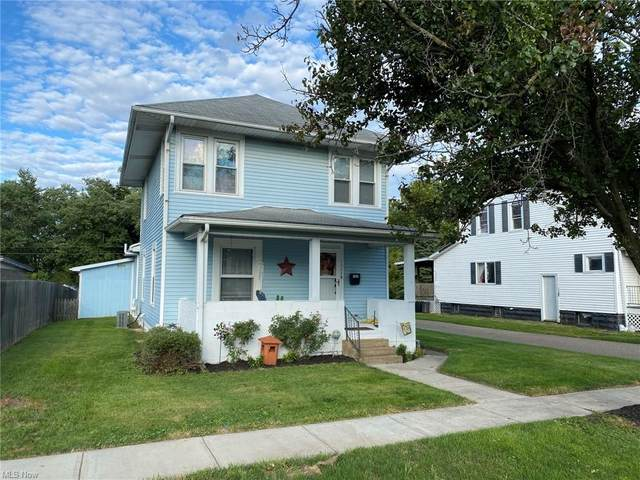 1023 Prospect Avenue NW, New Philadelphia, OH 44663 (MLS #4315909) :: RE/MAX Trends Realty