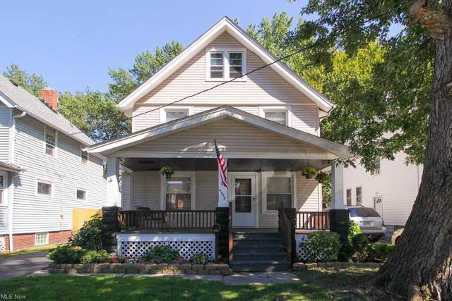 4459 W 20 Street, Cleveland, OH 44109 (MLS #4315952) :: The Holden Agency