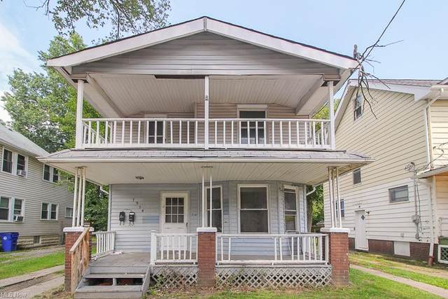 7914 Halle Avenue, Cleveland, OH 44102 (MLS #4315960) :: RE/MAX Edge Realty