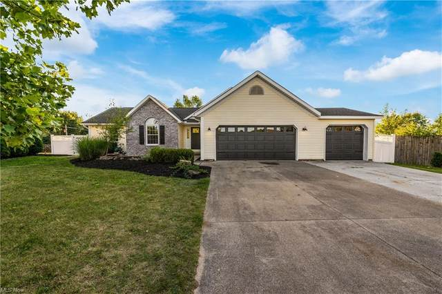 10565 Rabbit Cove Circle, North Canton, OH 44685 (MLS #4316050) :: Keller Williams Chervenic Realty