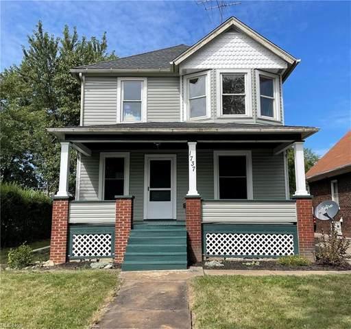 1737 E 32nd Street, Lorain, OH 44055 (MLS #4316067) :: Keller Williams Chervenic Realty