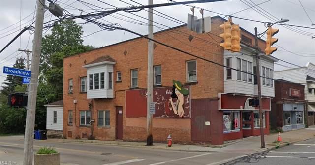 2140 Broadview Road, Cleveland, OH 44109 (MLS #4316112) :: Keller Williams Legacy Group Realty