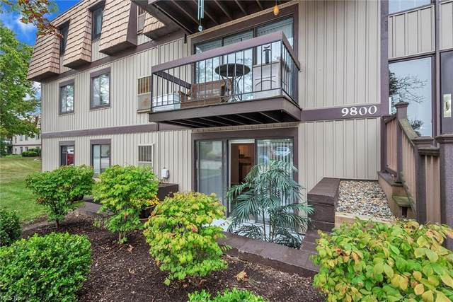 9800 Cove Drive 1H, North Royalton, OH 44133 (MLS #4316192) :: Krch Realty