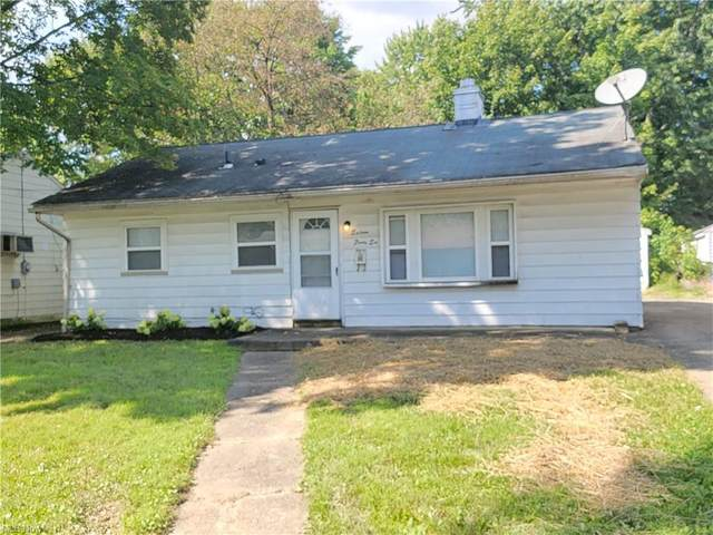 1646 Thalia Avenue, Youngstown, OH 44514 (MLS #4316304) :: The Holden Agency