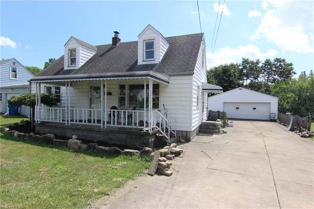 383 Jackson Street, Campbell, OH 44405 (MLS #4316306) :: Jackson Realty