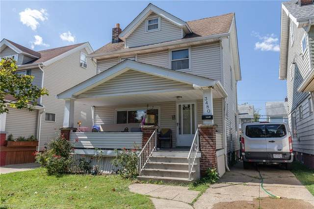3480 W 119th, Cleveland, OH 44111 (MLS #4316368) :: The Holden Agency
