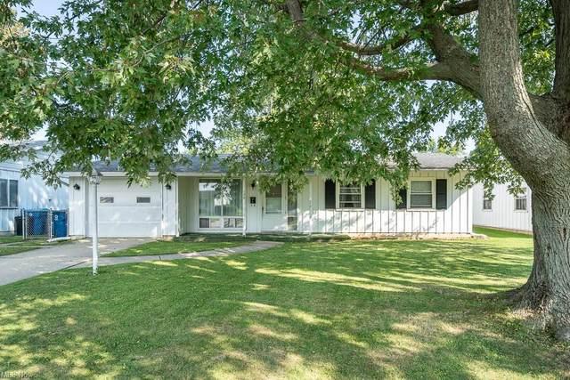 125 Harlan Drive, Walbridge, OH 43465 (MLS #4316401) :: Tammy Grogan and Associates at Keller Williams Chervenic Realty