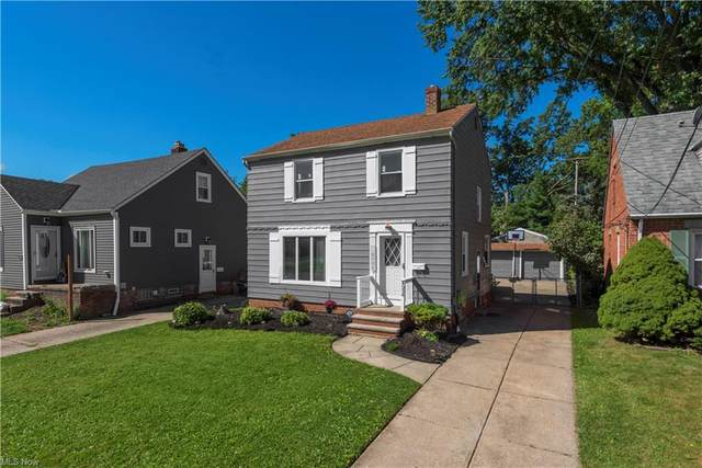 4034 Victory Boulevard, Cleveland, OH 44135 (MLS #4316490) :: TG Real Estate