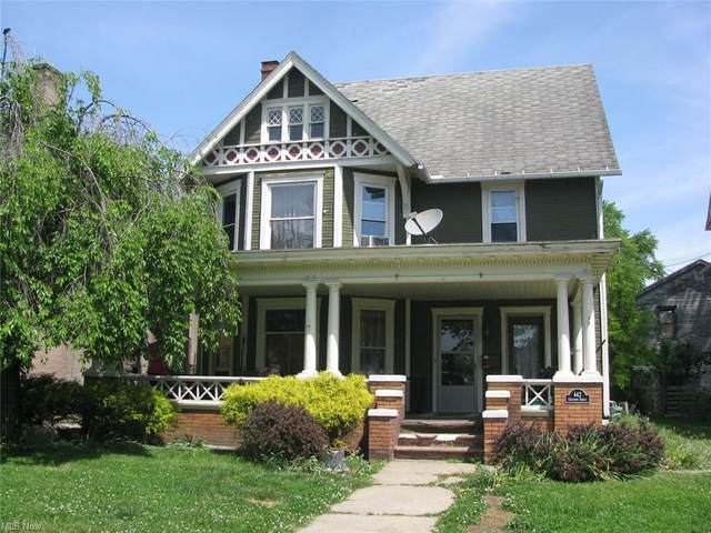 442 Chestnut Street, Coshocton, OH 43812 (MLS #4316505) :: TG Real Estate