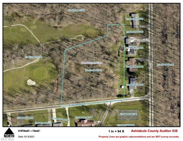 Shadowbrook Drive, Geneva-on-the-Lake, OH 44041 (MLS #4316537) :: Keller Williams Chervenic Realty