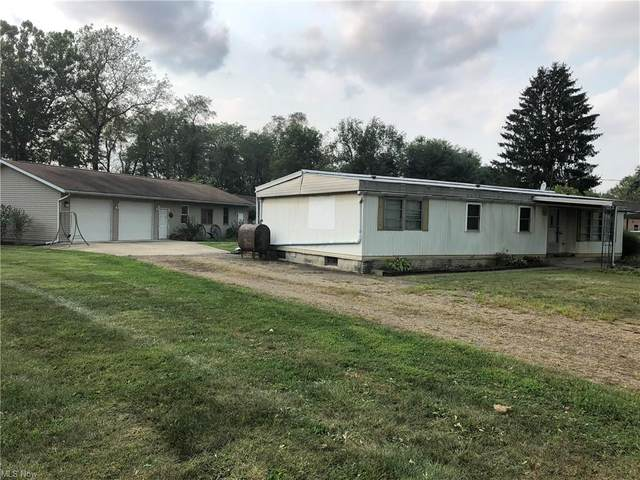 10364 State Route 21 NW, Strasburg, OH 44680 (MLS #4316552) :: The Holden Agency
