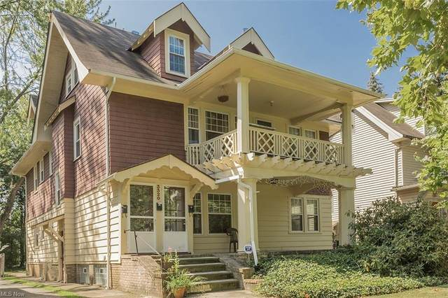 3320 Ormond Road, Cleveland Heights, OH 44118 (MLS #4316586) :: The Holden Agency