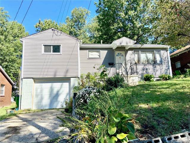 183 E Ford Avenue, Barberton, OH 44203 (MLS #4316604) :: The Art of Real Estate