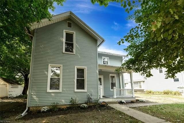 130 Harris Street, Lodi, OH 44254 (MLS #4316650) :: Keller Williams Chervenic Realty