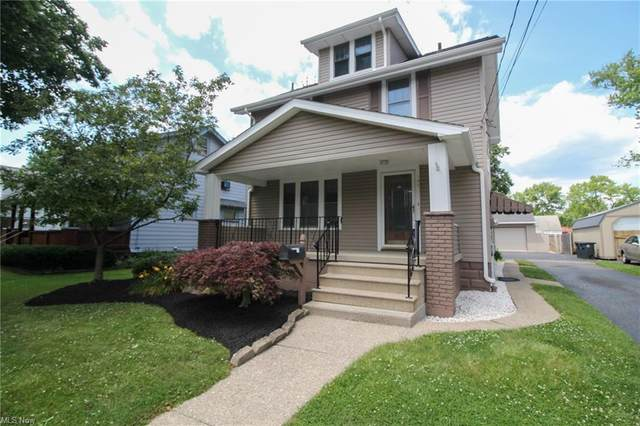 1485 Hollywood Street NE, Warren, OH 44483 (MLS #4316657) :: The Holden Agency