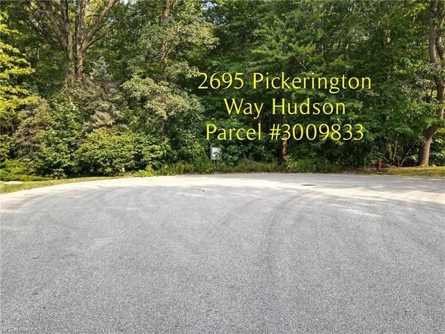 2695 Pickerington (Lot) Way, Hudson, OH 44236 (MLS #4316658) :: Tammy Grogan and Associates at Keller Williams Chervenic Realty