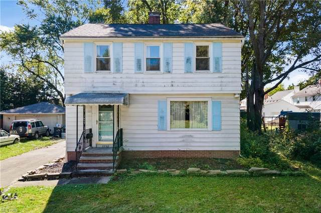 2060 Lorena Avenue, Akron, OH 44313 (MLS #4316687) :: The Holly Ritchie Team