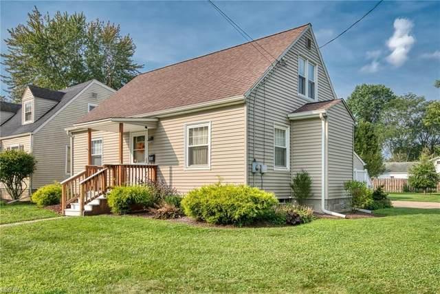 604 Meadowbrook Avenue SE, Warren, OH 44484 (MLS #4316688) :: Tammy Grogan and Associates at Keller Williams Chervenic Realty