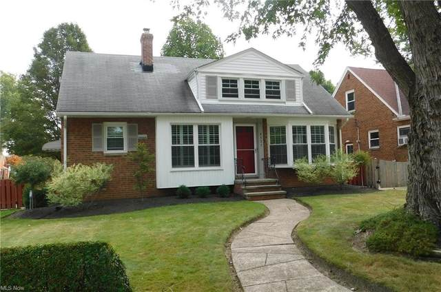 4537 W 227th Street, Fairview Park, OH 44126 (MLS #4316732) :: The Holden Agency