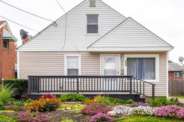 3044 Windsor Place SW, Canton, OH 44710 (MLS #4316734) :: Tammy Grogan and Associates at Keller Williams Chervenic Realty