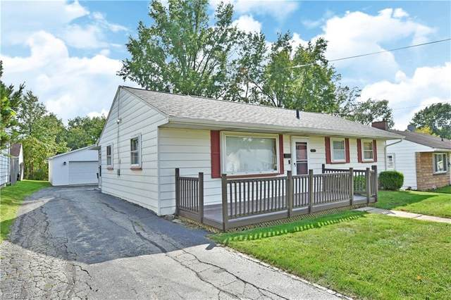 1531 Thalia Avenue, Youngstown, OH 44514 (MLS #4316739) :: The Holden Agency