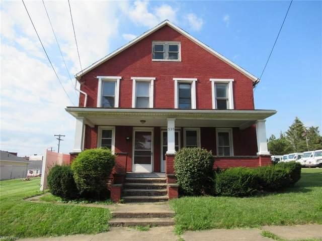 530 Columbia Street, Salem, OH 44460 (MLS #4316756) :: Keller Williams Chervenic Realty