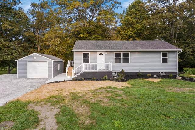 1165 Bison Street NW, Massillon, OH 44647 (MLS #4316770) :: The Holden Agency