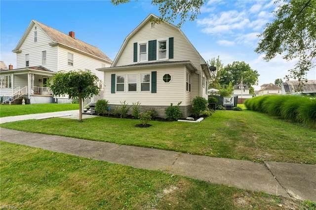 175 W Virginia Avenue, Sebring, OH 44672 (MLS #4316777) :: The Holden Agency
