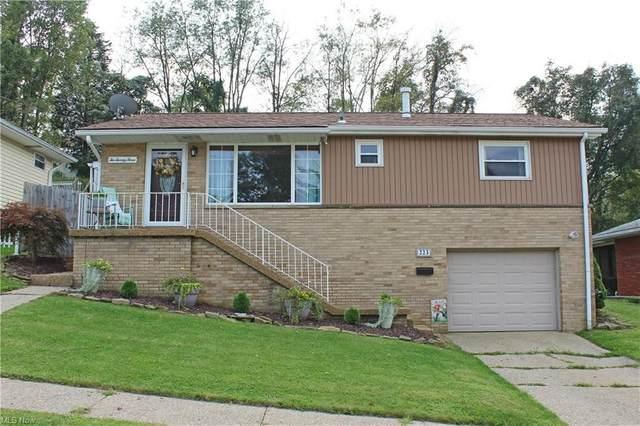 223 Denese Drive, Weirton, WV 26062 (MLS #4316816) :: TG Real Estate